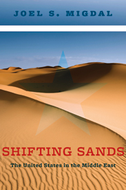 Shifting Sands: The United States in the Middle East Book Cover