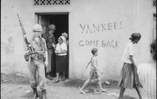United States Intervention in Dominican Republic