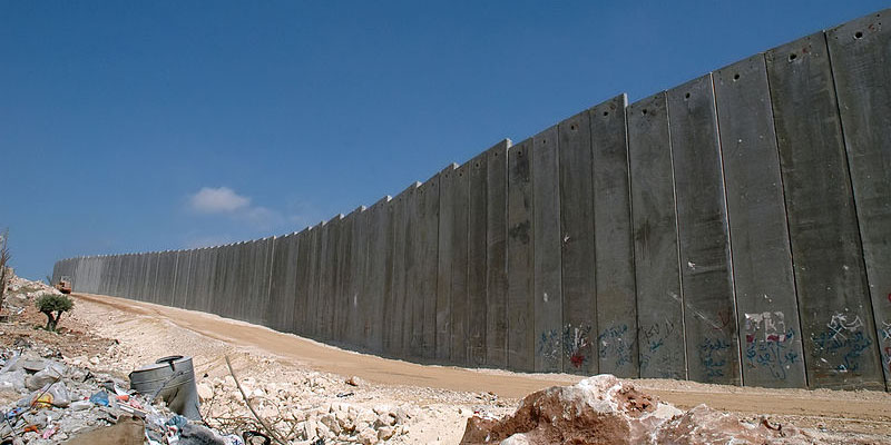 West Bank Barrier