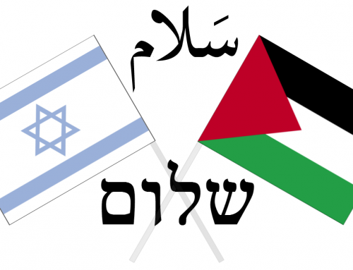 Under what conditions could Israel & Palestine reach a peace settlement?