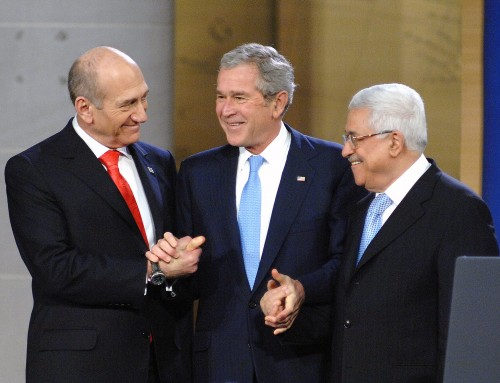 "Why did Abbas not insist on the ""Olmert Plan""?"