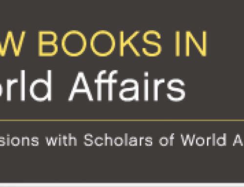 New Books in World Affairs Podcast